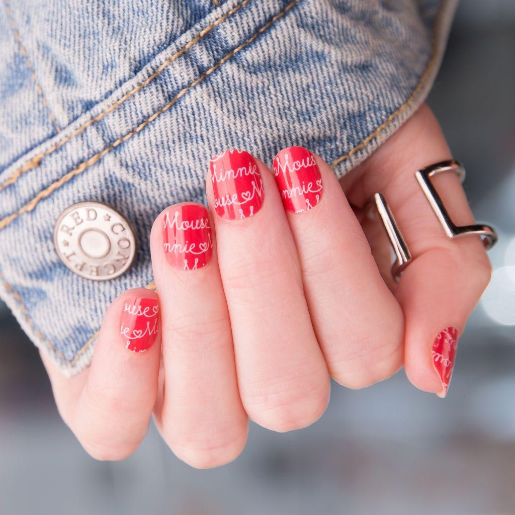 These New Jamberry Nail Wraps Make Disney Nail Art Easy   Disney ...