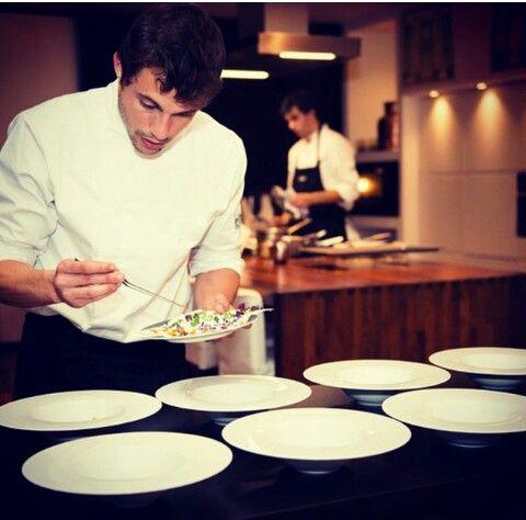 Bastidores de cozinha