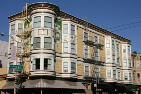 Hayes Valley Inn Hotel 417 Gough St San Francisco