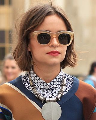 Cutler And Gross Sunnies | Miroslava Duma / Photo by Anthea Simms