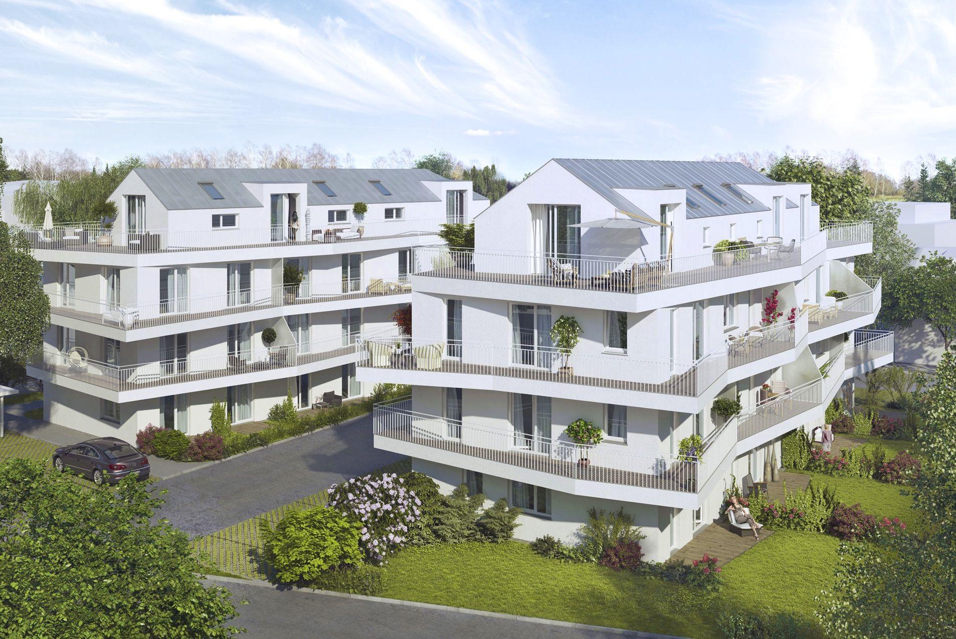 Bürmoos Mitte Moderne Neubauwohnungen nahe Salzburg (mit