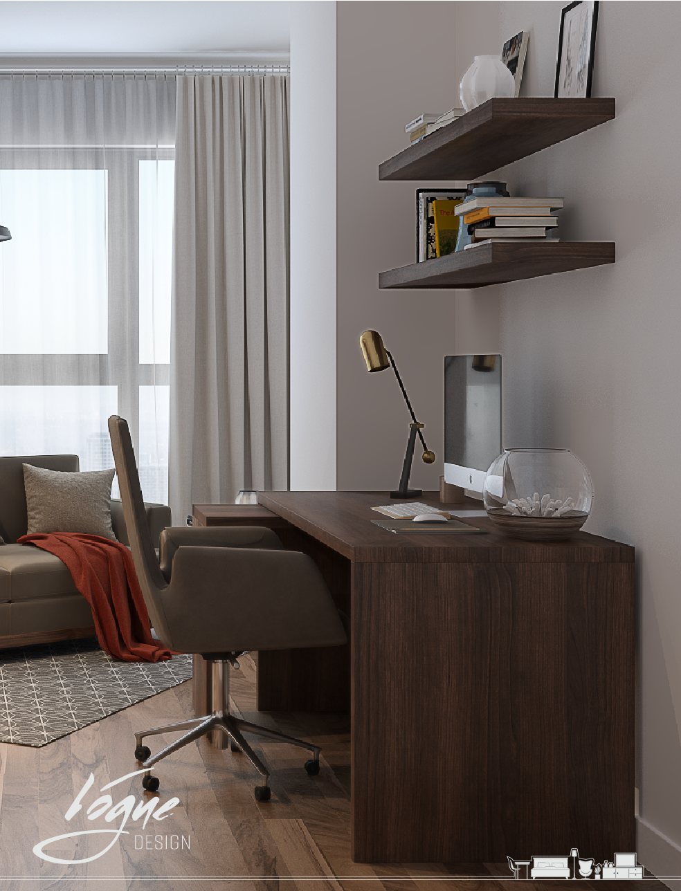 Gayrettepe Flat Design Home Decor Decor