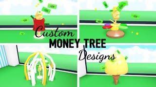 6 Custom MONEY TREE Design Ideas & Building Hacks (Roblox