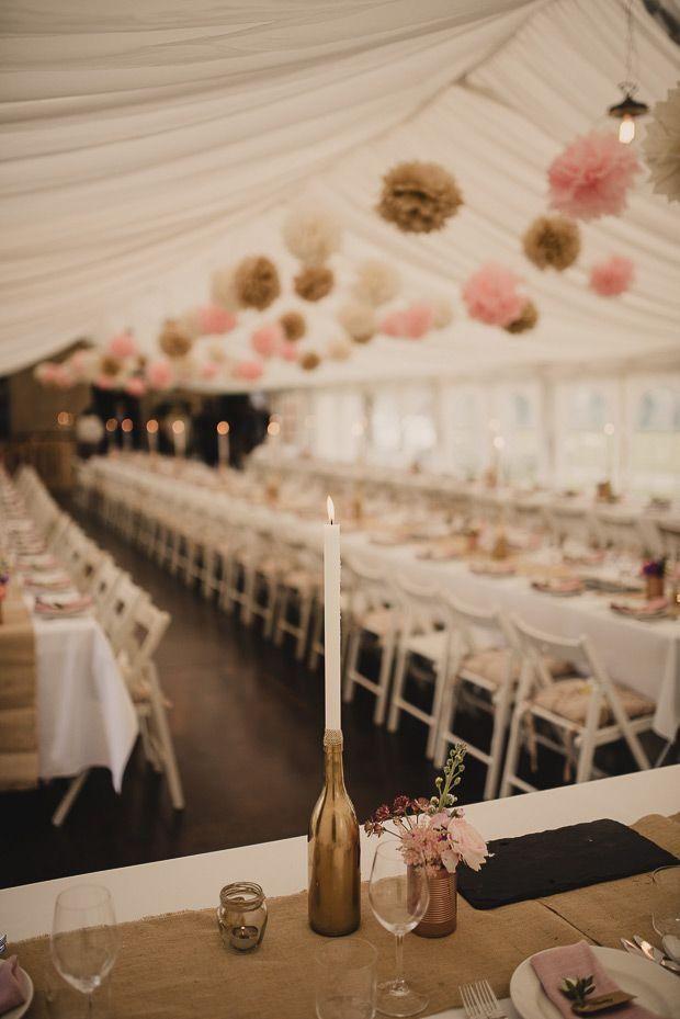 Cloughjordan House Real Wedding by Tomasz Kornas Photography // www.onefabday.com