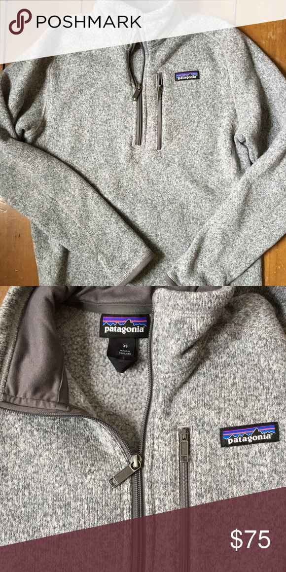Patagonia Mens Better Sweater 14 Zip Fleece My Posh Picks