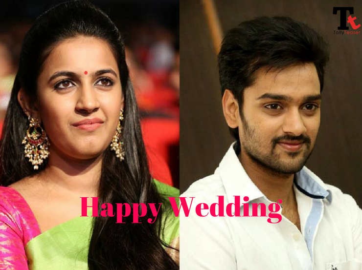 Niharika & Sumanth's 'Happy Wedding' Wedding