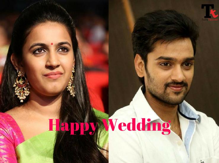 Niharika & Sumanth's 'Happy Wedding' Wedding