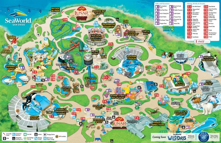 sea world map 2016 Sea World San Diego 06 04 Thry 06 06 2016 Going Seaworld San Diego San Diego Map San Diego California Vacation