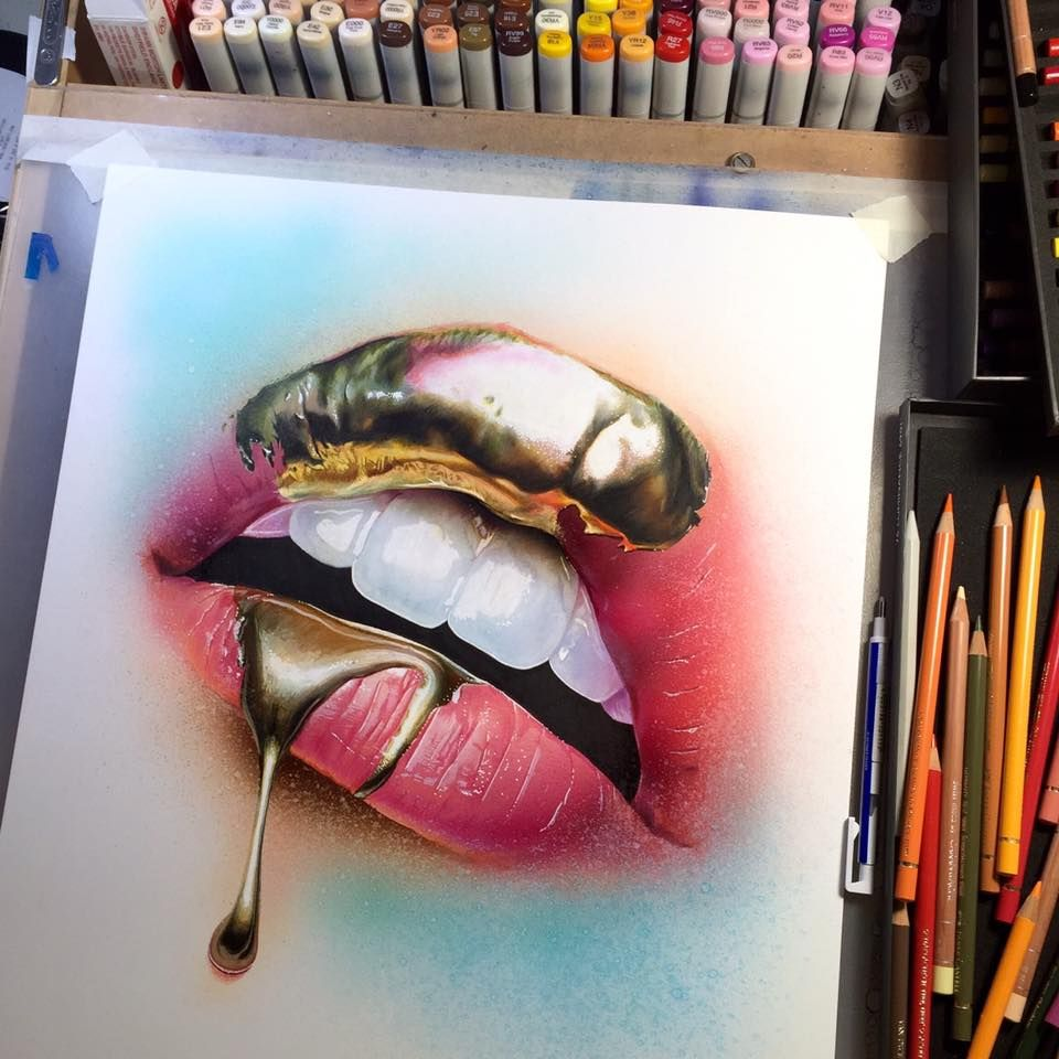 Pin By Kaila Marie On Cool Pix Art Drawings Art Copic Art