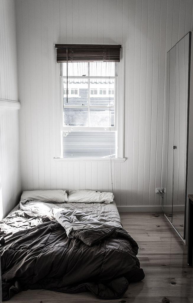 cobechictumblr post 93128823448 intérieur - minimalismus schlafzimmer in weis
