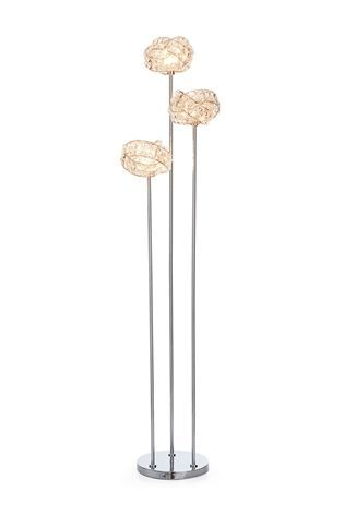 3 Light Floor Lamp Adorable Buy Venetian 3 Light Floor Lamp From The Next Uk Online Shop Decorating Inspiration