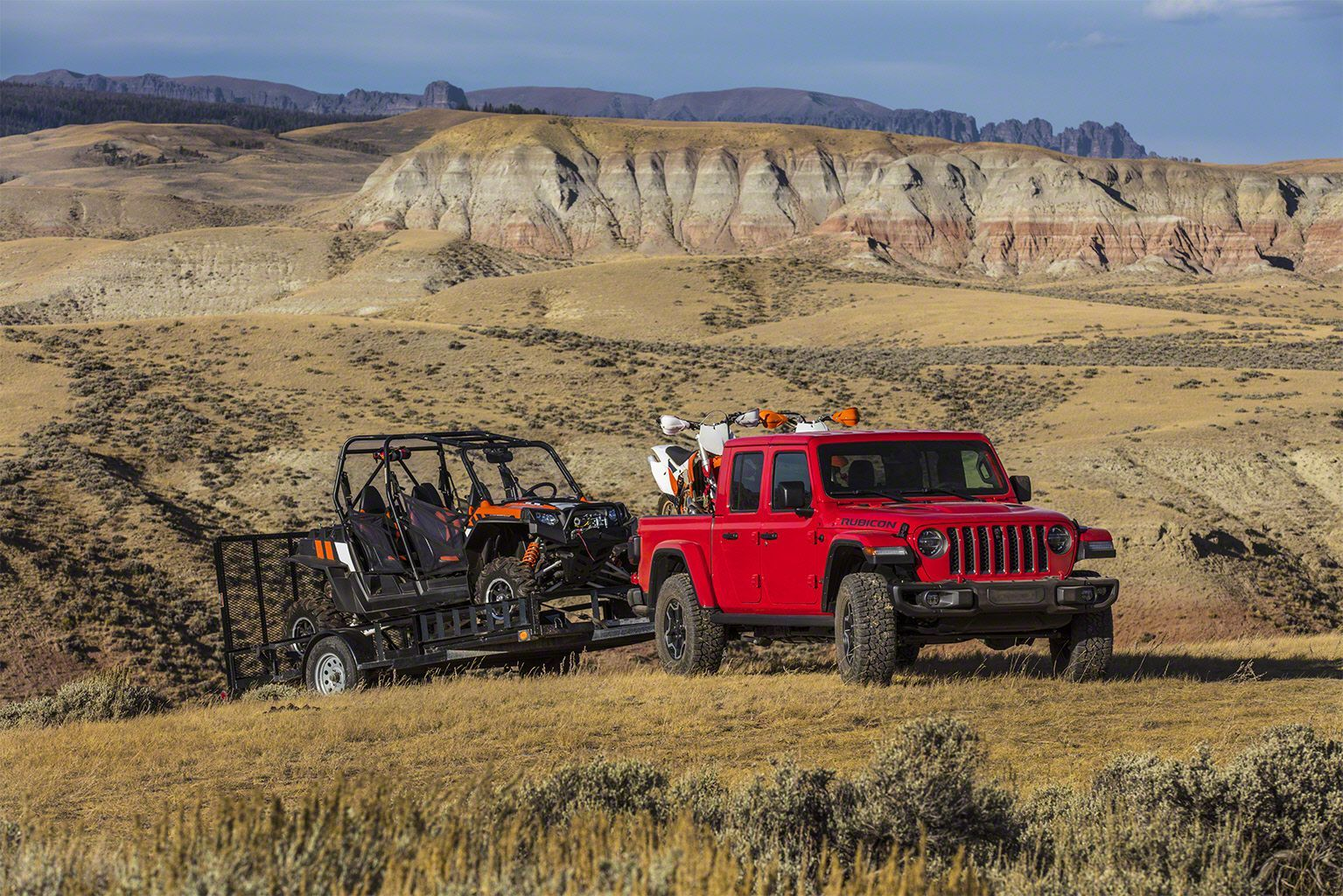 Why the Diesel Jeep Gladiator Pickup Tows Less Than the ...