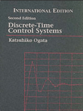 discrete time control systems by ogata electrical electronics