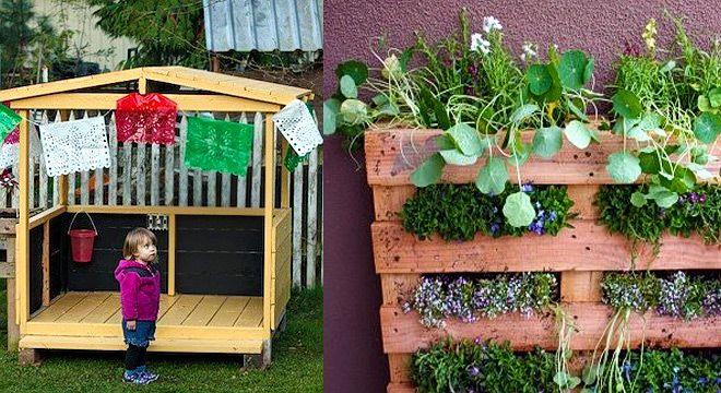 Palets manualidades mami pinterest palets de for Palets decoracion jardin