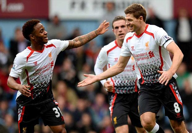 Sportvantgarde's blog. : Gerrard holds his nerve to keep Liverpool in title...