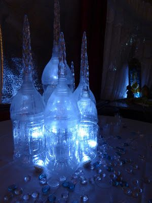Harry Potter Yule Ball Faux Ice Castle Decoration Created By