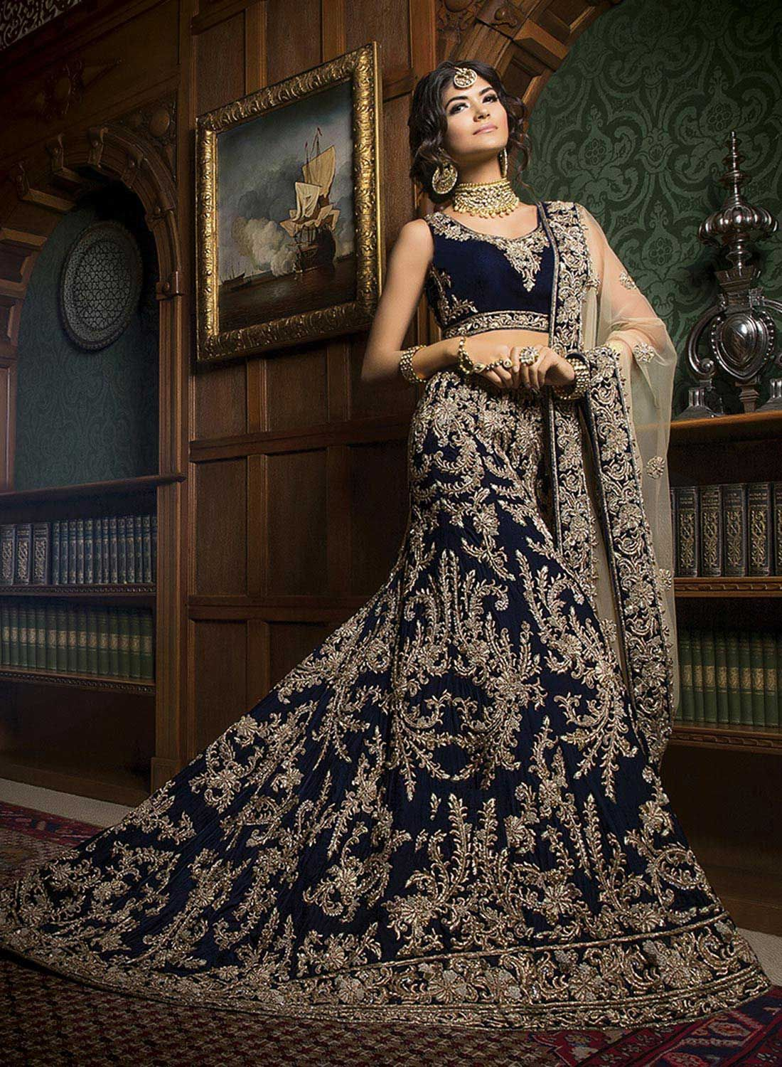 Outfit Code T007 Monga's Indian bridal dress, Latest