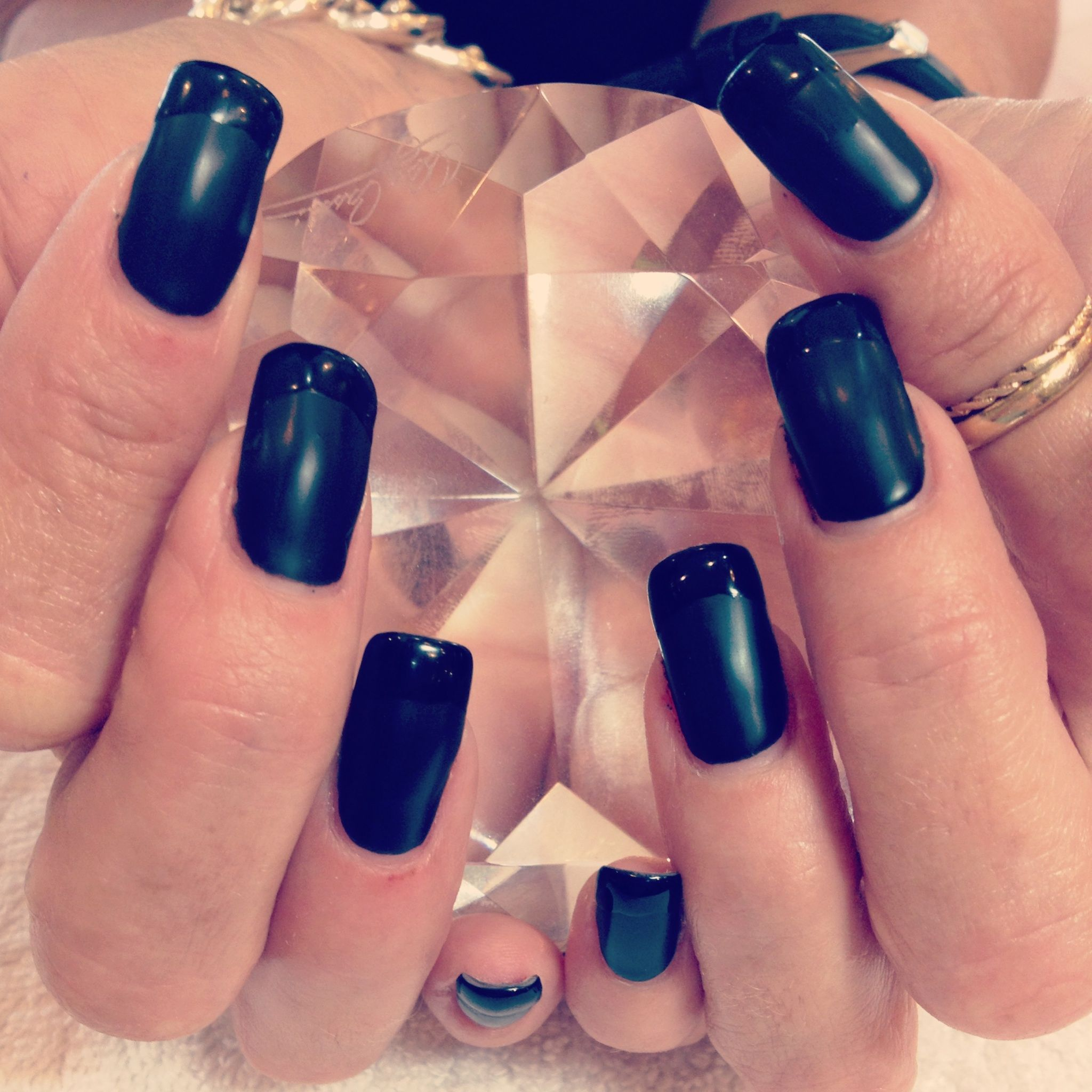 Matte and Shine Nails, Manicures made Easy at A Totally Unique Nail ...