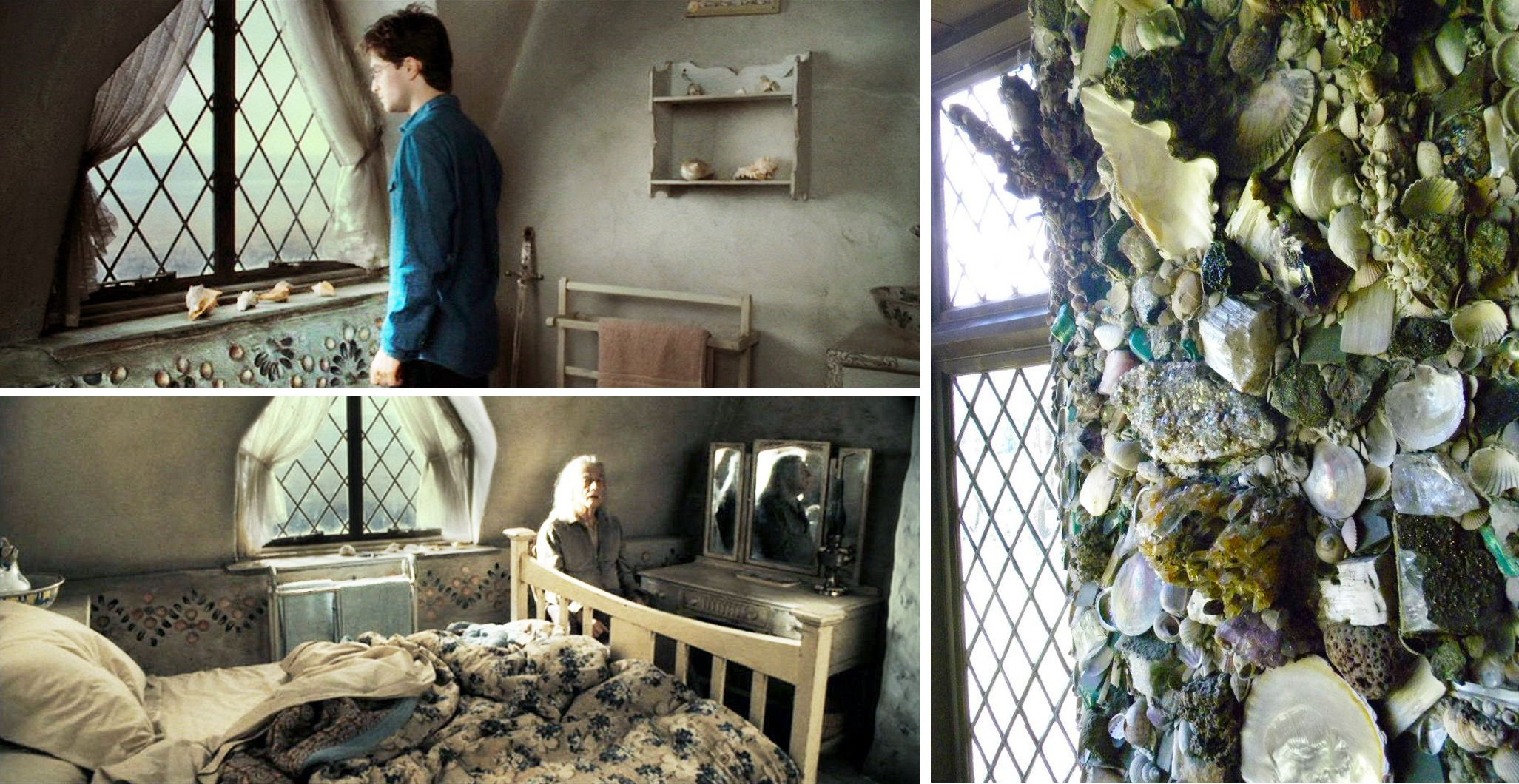 Shell Cottage From Harry Potter Woman Bedroom Flat Ideas Cottage