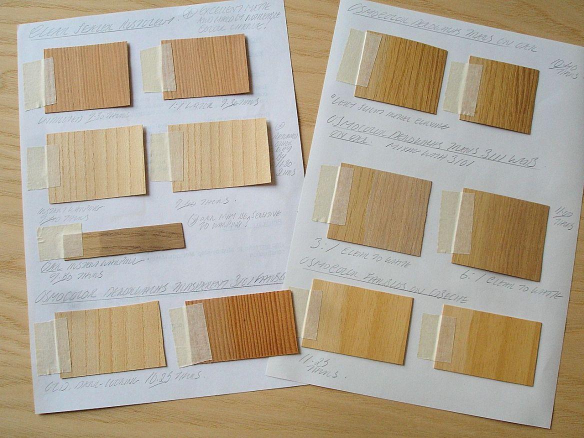 RustOleum Clear Sealer-best clear, matte wood varnish or