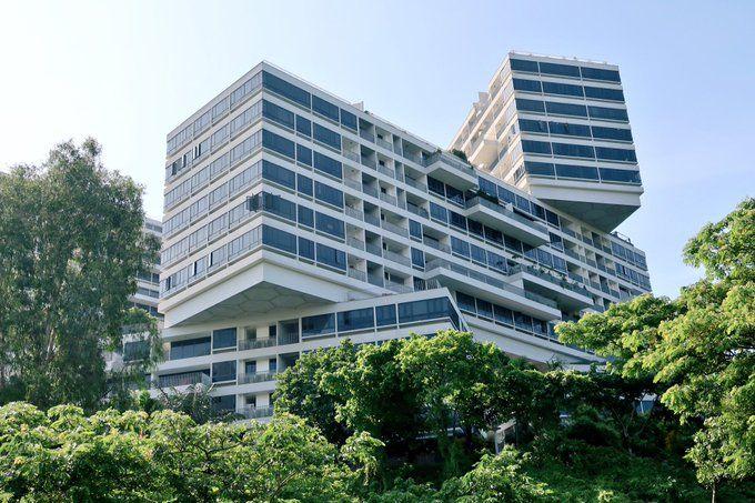 もはや芸術の域?シンガポールのマンションの構造が斬新すぎて興奮する人々 - Togetterまとめ