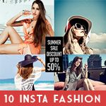 Instagram Fashion Banner