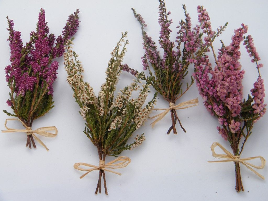 dried flower bouquet lucky heather f l o w e r s