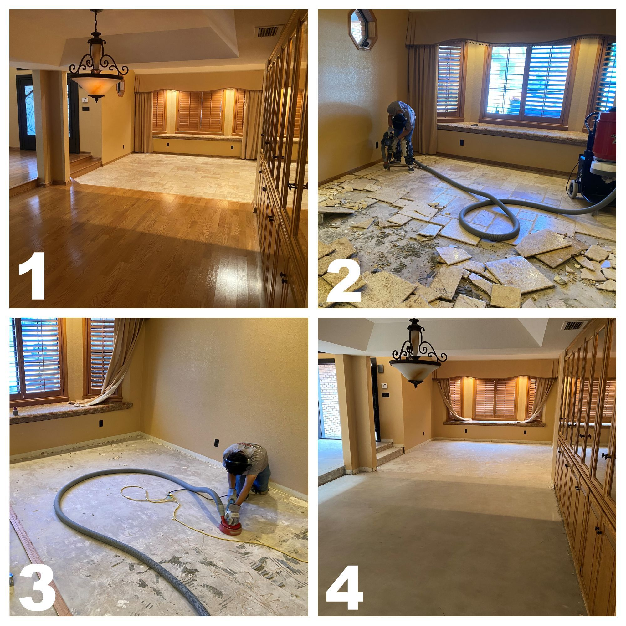 Pin On Dust Free Tile Removal In Phoenix