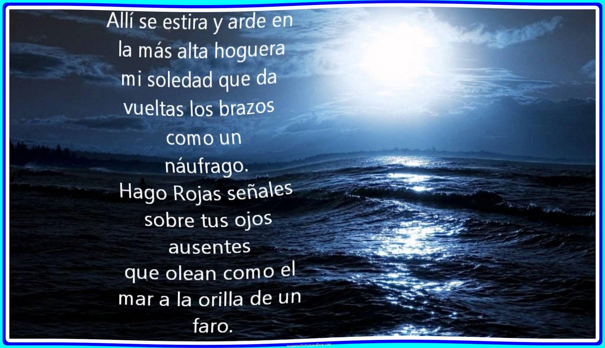 Pin En Poemas A La Soledad