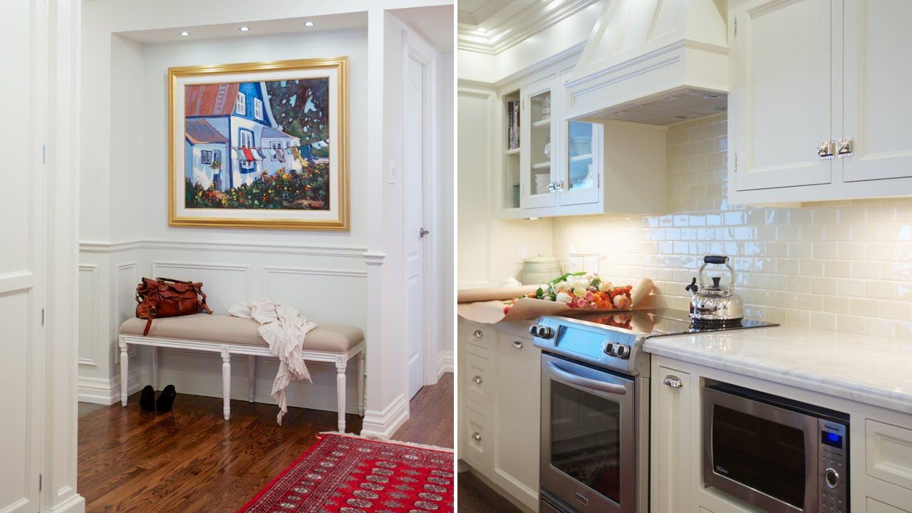 Interior Design — Condo Kitchen & Bathroom With Traditional Design Stunning Condo Kitchen Design Decorating Design