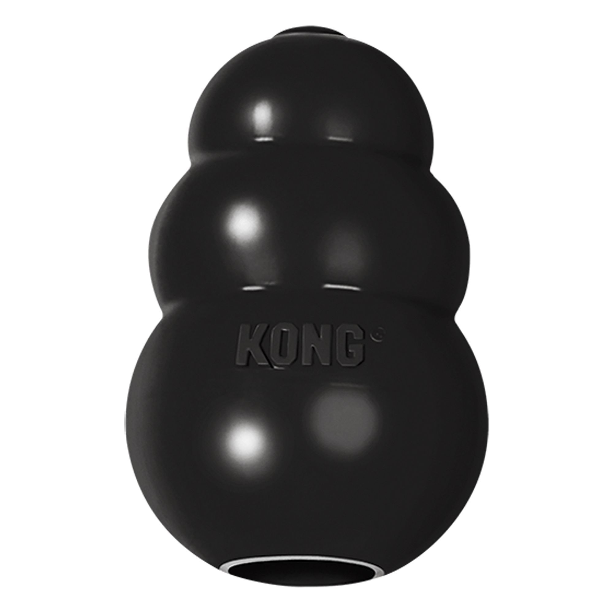 Kong Extreme Dog Toy Treat Dispensing Size Small Black In 2020