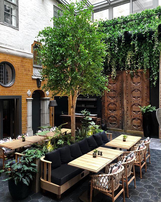 Therese Knutsen V Instagram Loving The Atmosphere Amerikalinjen Amerikalinjen Hotel Visitoslo Vacation Ferie Garden Hage