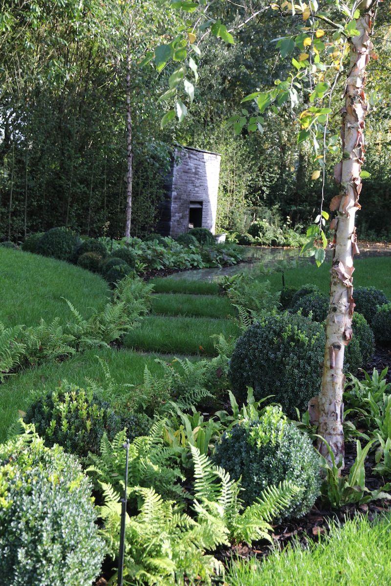 North End Garden Design Oxfordshire Garden Design Shade Garden Garden Inspiration