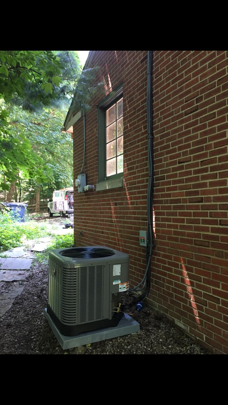 Airconditioner Install Akronohio By Jandjplumbing Local