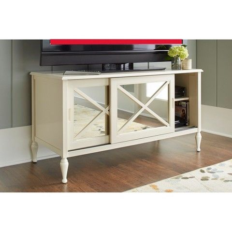 Hollywood Mirrored TV Stand