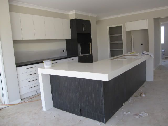 L Shaped Kitchen With Island Bench Layout Novocom Top