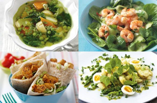 Easy dinner recipes under 500 calories