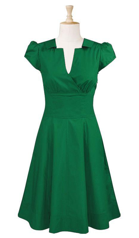 cute green!