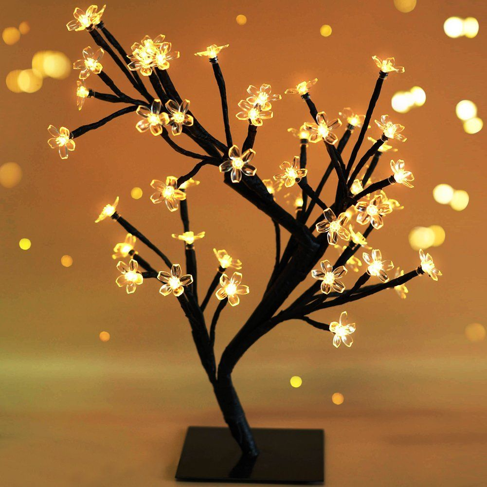 Boughtagain Awesome Goods You Bought It Again Tree Lamp Cherry Blossom Tree Plant Lighting