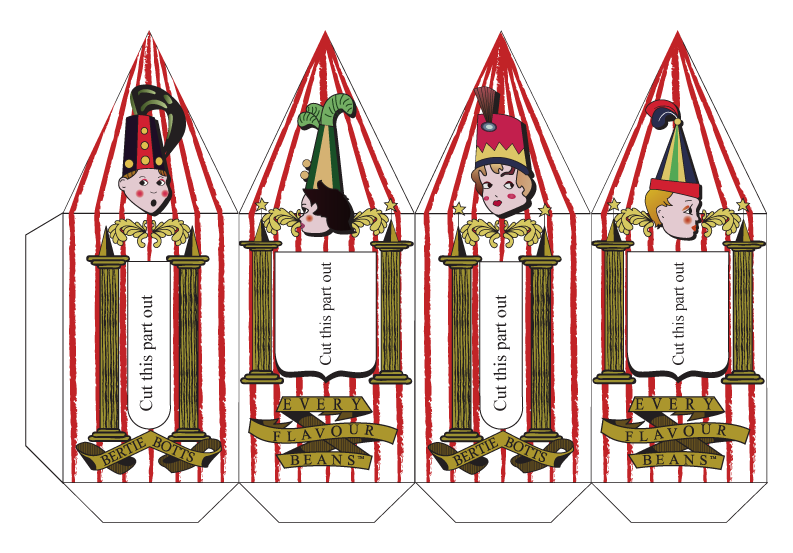 harry potter bertie botts every flavour beans box printable d here 39 s the free download http. Black Bedroom Furniture Sets. Home Design Ideas