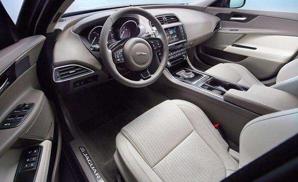 2017 Jaguar F Type Svr Elegant Interior Xe Future