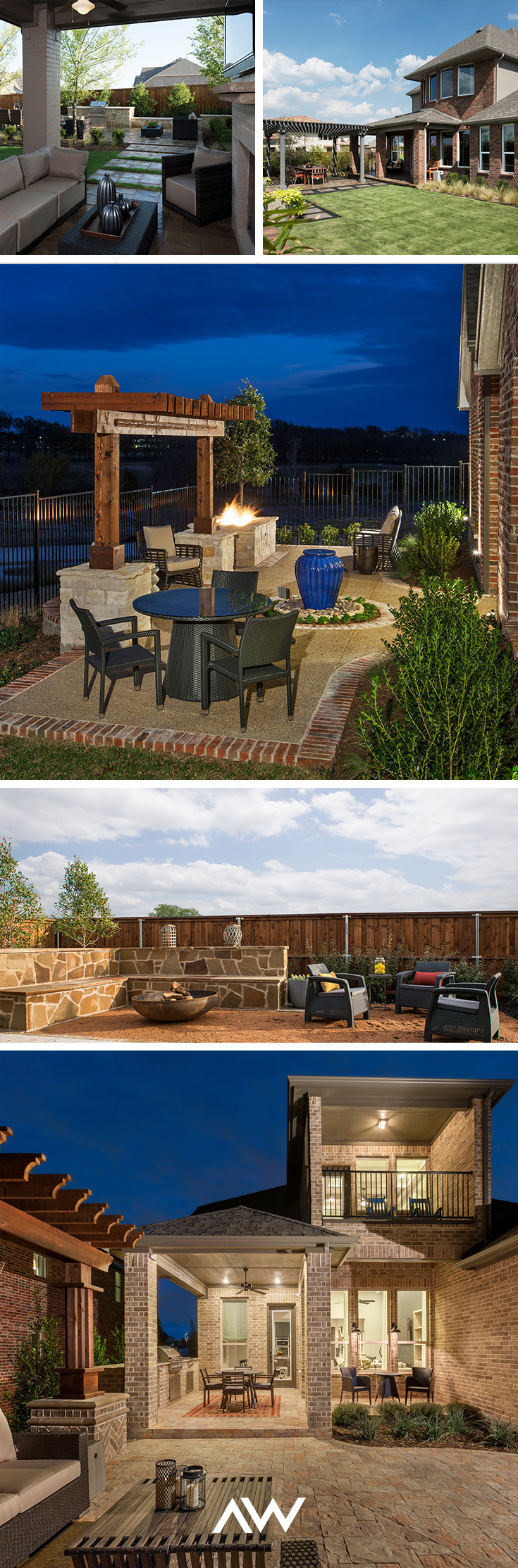 New Homes for Sale in Dallas, TX by Ashton Woods | Outdoor ... on New Vision Outdoor Living id=77566