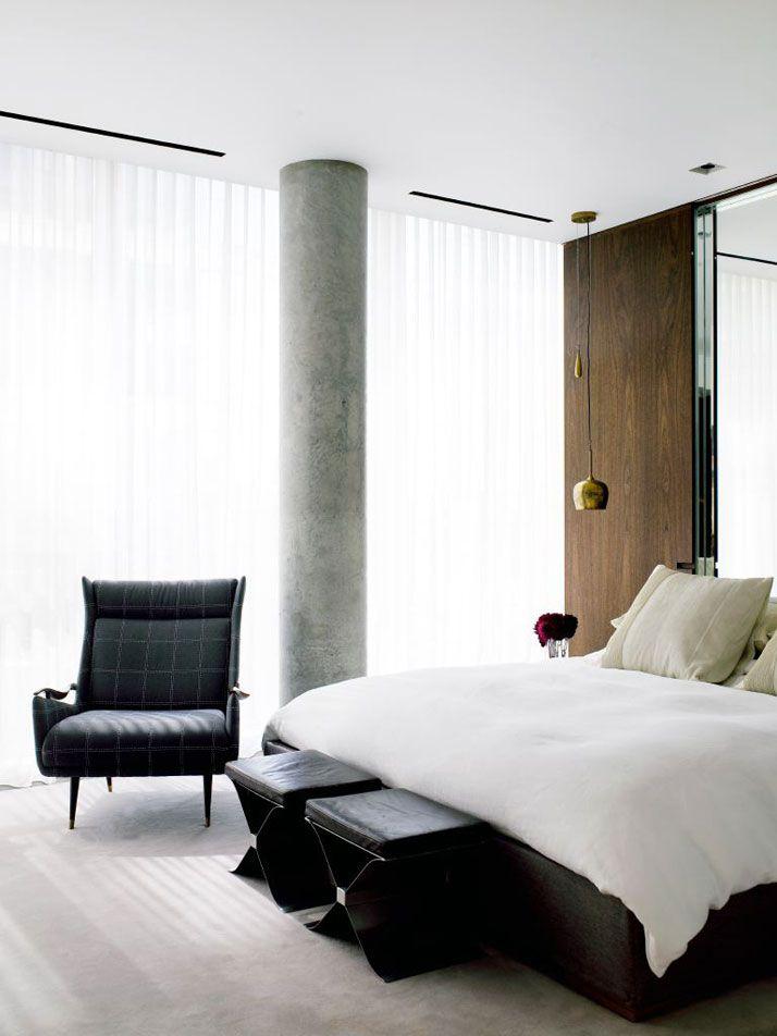 George Yabu and Glenn Pushelberg Apartment in New York.