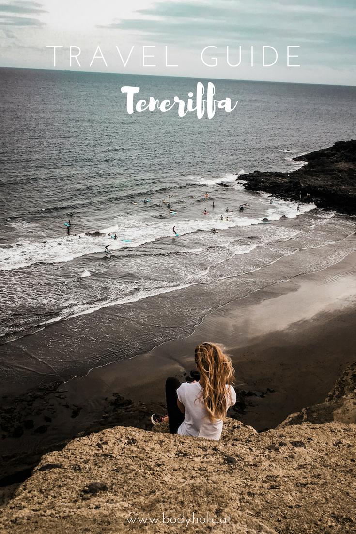 Travel Guide Teneriffa - 8 Dinge, die man in Teneriffa sehen sollte #teneriffa
