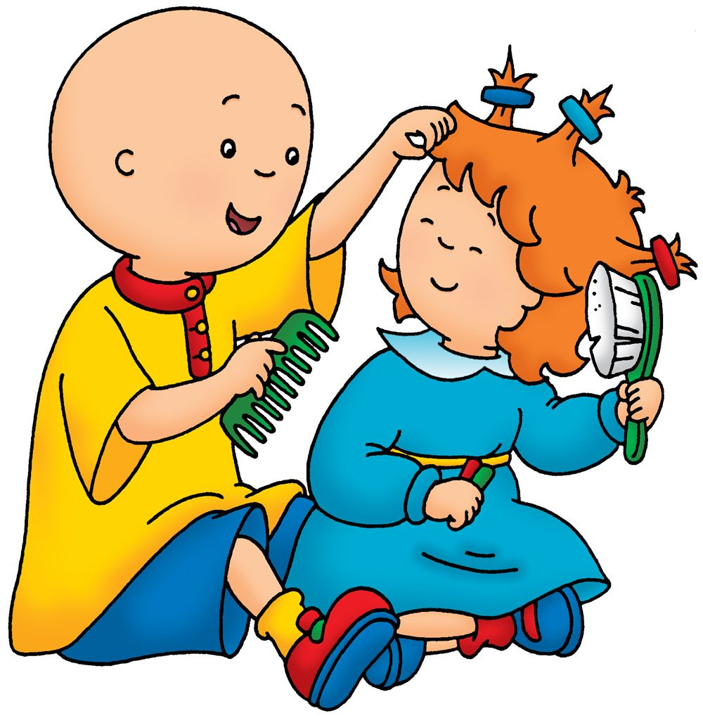 Caillou_Rosie.jpg (1000×1021) | PBS Kids | Pinterest | Pbs kids