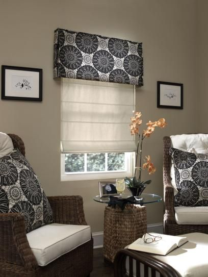 Add a Touch of Elegance with Roman Shades