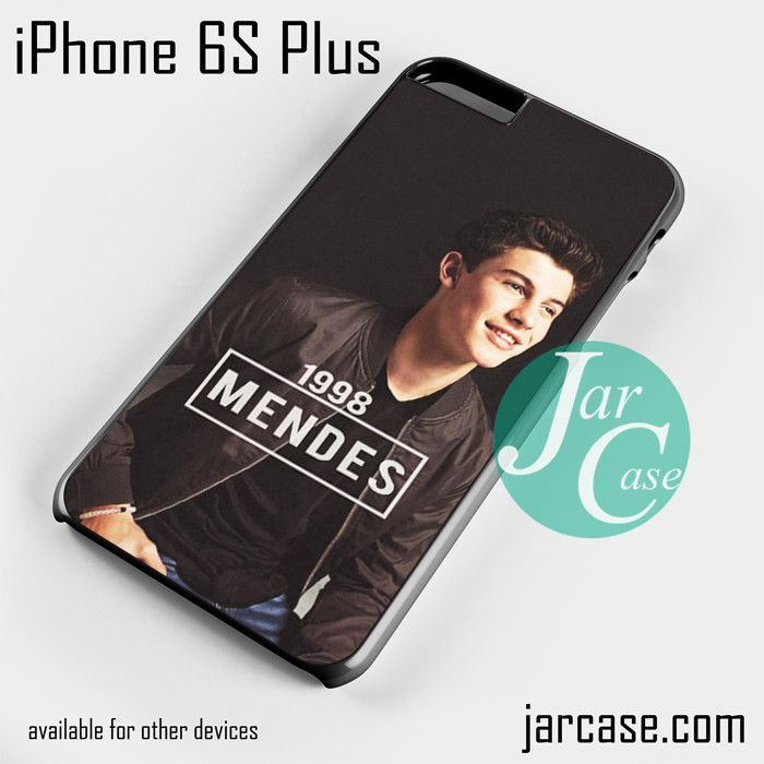 Shawn Mendes 1998 Photo Phone case for iPhone 6S Plus and other iPhone devices