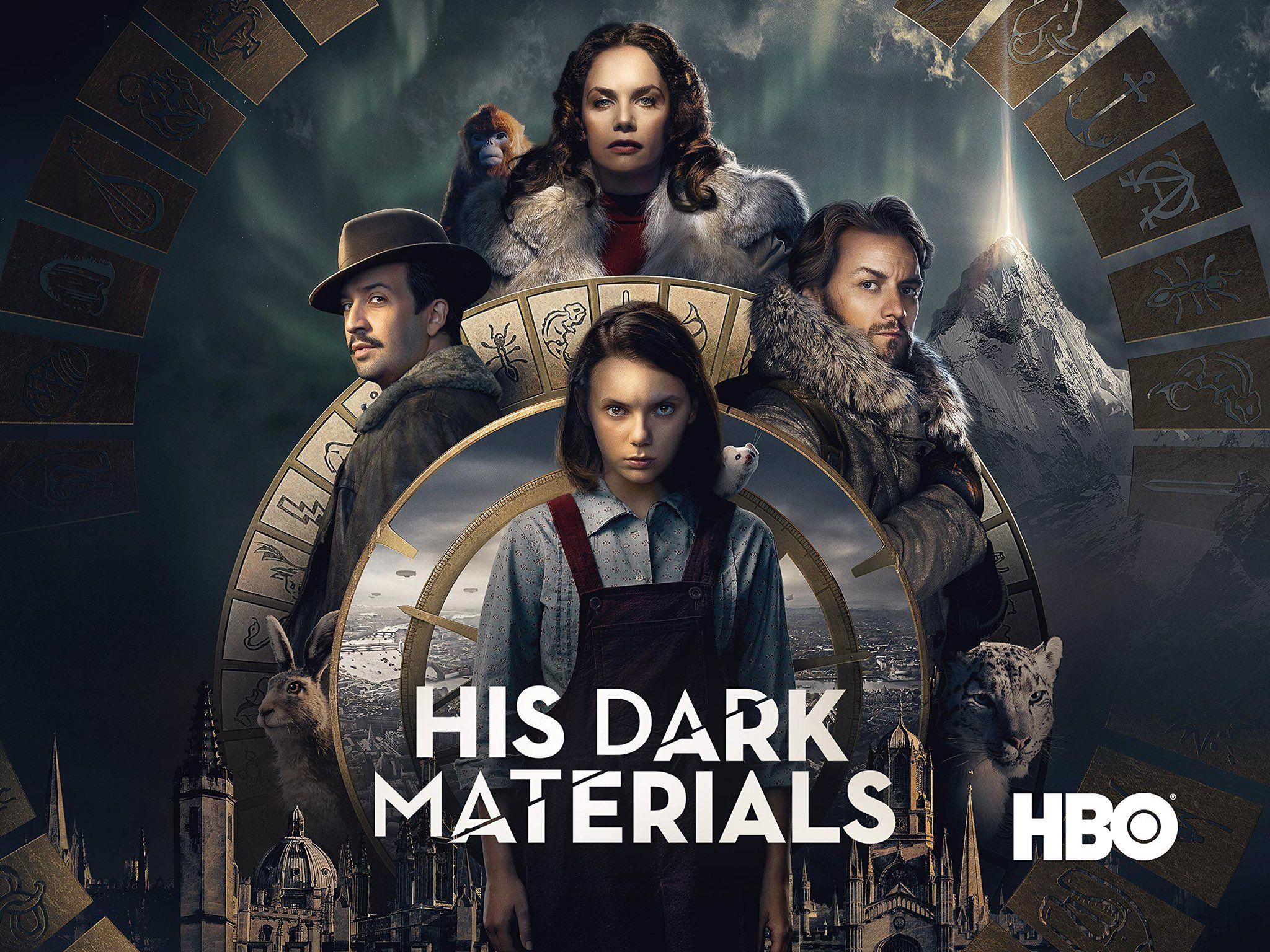 Emeline Letellier On Twitter His Dark Materials Dark Material Top Tv Shows