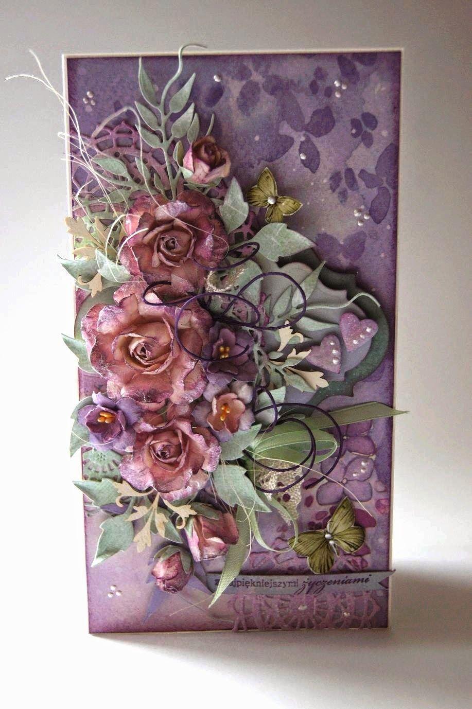 Kartkowy Wiat Gosi Na Bogato Cards 16 Pinterest Handmade