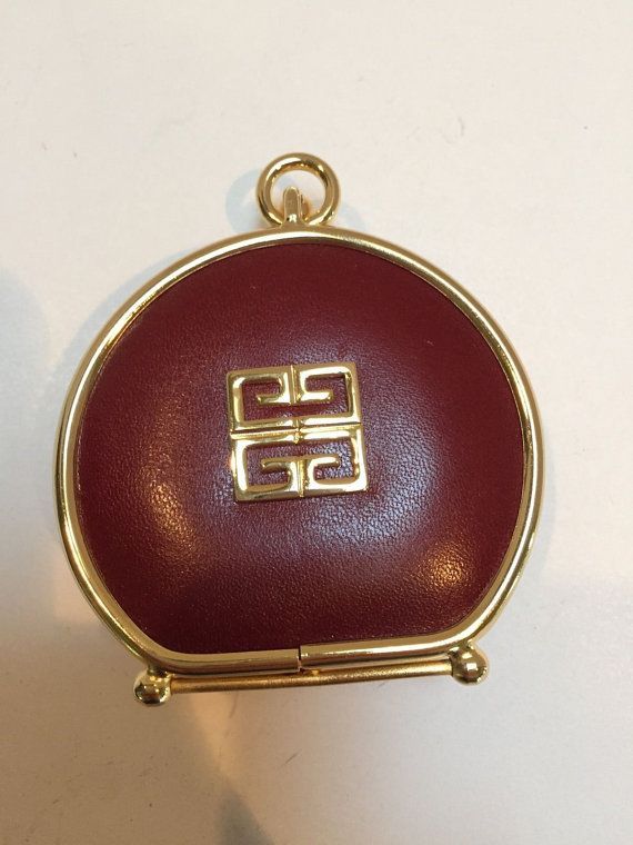Vintage Givenchy Leather European Coin